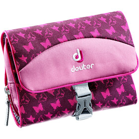 Deuter Kids Wash Bag magenta